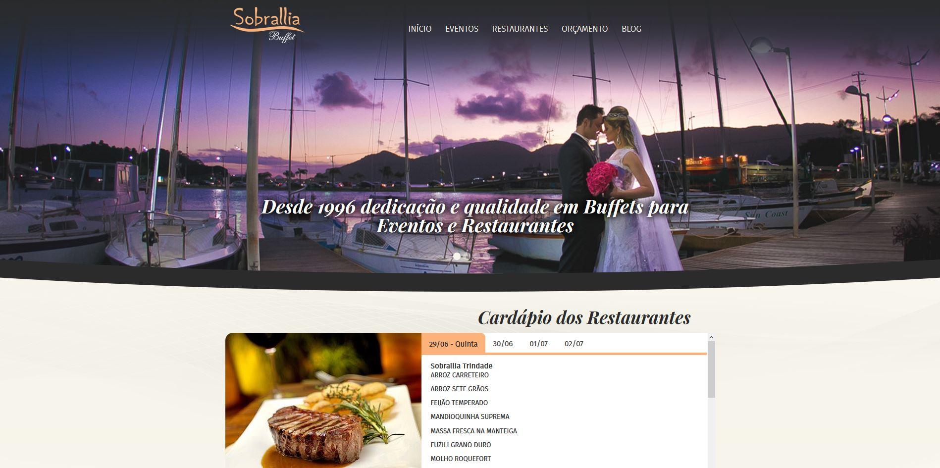 Case de Sucesso da EquipeDigital.com para o Sobrallia Buffet e Eventos